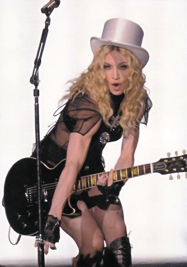 Fotokaarten.nl 05 Madonna Sticky and Sweet