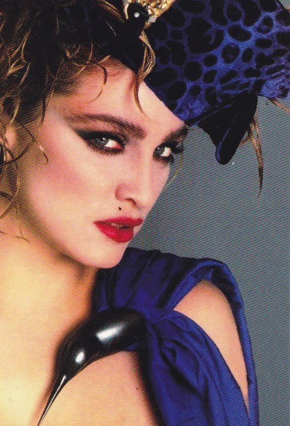 Fotokaarten.nl Madonna 1984