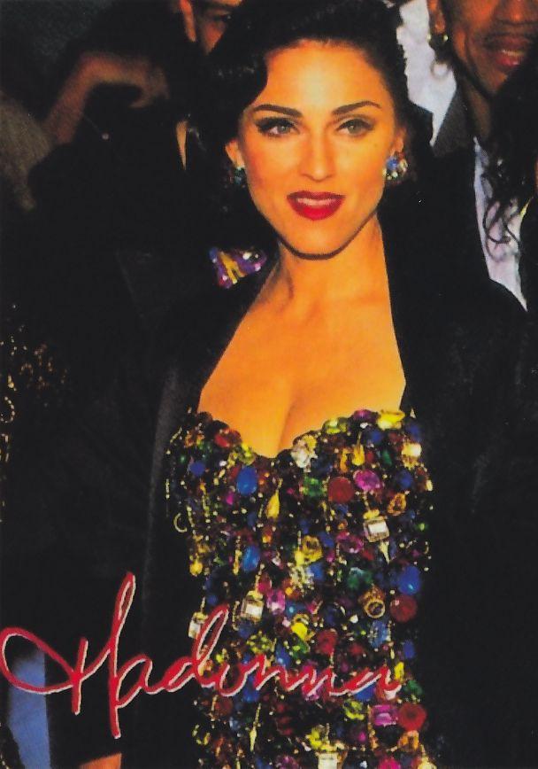 Fotokaarten.nl Madonna She s a star