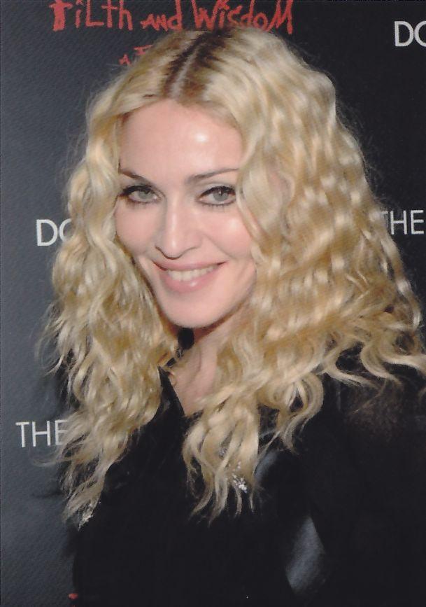 Kaartje2go Madonna Filth and Wisdom 2008