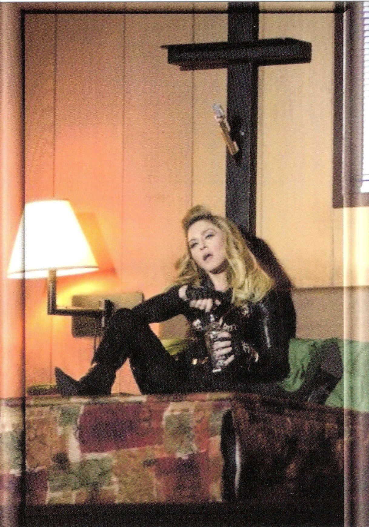 Kaartje2go Madonna MDNA Tour Europe 2012
