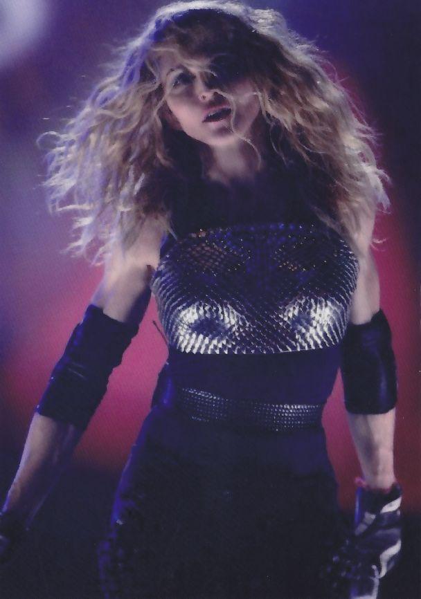 Kaartje2go Madonna Sticky and Sweet 2008