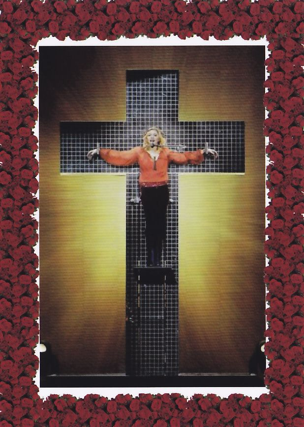 Madonna Live to Tell Confession Tour 2006