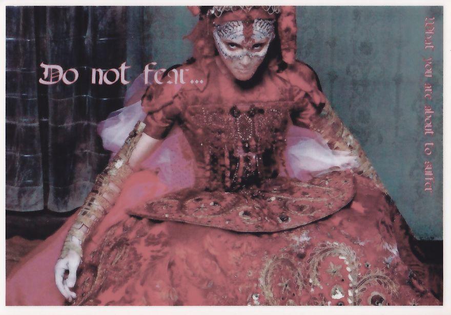 Print Q A Art Fear