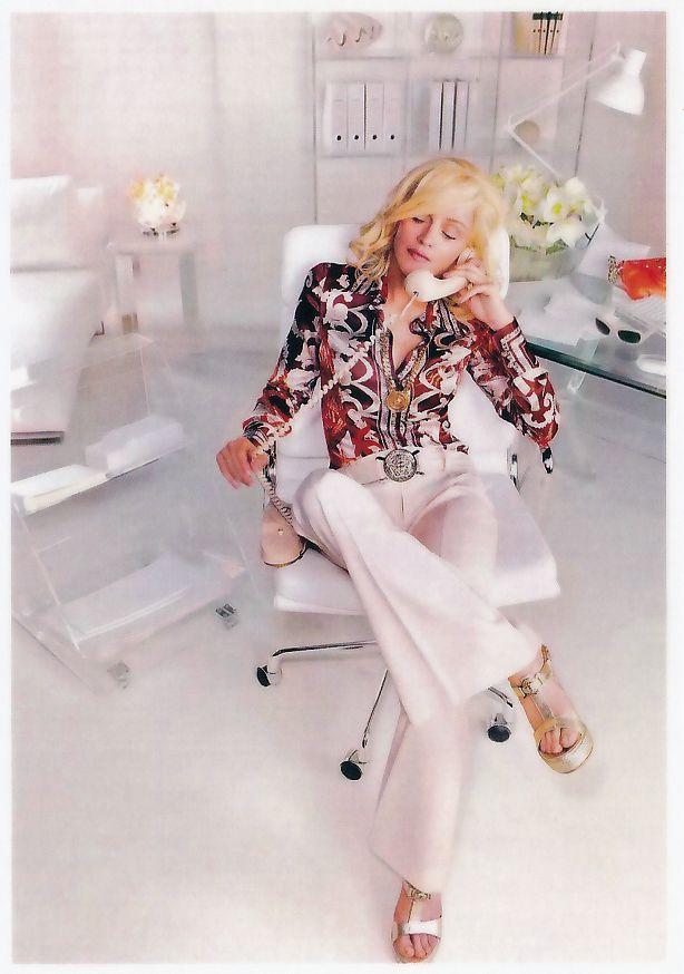 Print Q A Art Versace 2005