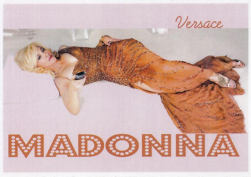 Print Q A Art Versace Dress